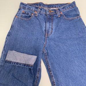Jordache vintage ankle jeans (Mom Jeans)